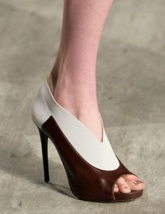 AW14 Shoes | ELLE UK  Creature of wind NYFW