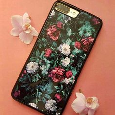 Our super cute black floral case looking #makeup #instamakeup #cosmetic #cosmetics #fashion #eyeshadow #lipstick #gloss #mascara #palettes #eyeliner #lip #lips #phone #concealer #foundation #case #eyes #eyebrows #lashes #lash #glitter #primers #beauty #tan #funcases Makeup Eyeshadow, Eyeliner, Eyeshadow Palette, Mascara, Eyebrows, Cute Phone Cases, Iphone Cases, Iphone Wallpaper Glitter, Iphone Wallpapers