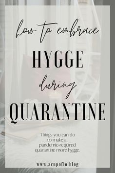 How to Embrace Hygge During Quarantine - How To Hygge - Ideas of How To Hygge - Things you can to to make a pandemic-required quarantine more hygge. What Is Hygge, How To Hygge, Casa Kaufmann, Summer Hygge, Hygge Life, Open Window, Comfy Blankets, Fika, Getting Cozy