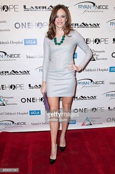 Actress Danielle Panabaker attends the Power of Giving Holiday Fundraiser to benefit Mattel Children's Hospital and the Ryan Nece foundation at...