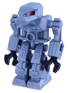 Lego IRON DRONE Robot Exo-Force Minifigure 7707 7711 7721 8117