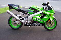 Kawasaki Zx9r, Kawasaki Ninja Zx6r, Kawasaki Motorcycles, Racing Motorcycles, Custom Sport Bikes, Pocket Bike, Bike Stuff, Bobs, Vehicles