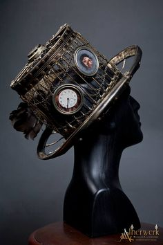 Steampunk Tendencies - #hat