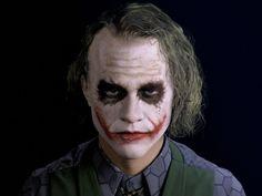 Pixologic ZBrush Gallery: Heath Ledger - The Joker 3d Portrait, Portraits, Digital Portrait, Digital Art, Digital Image, Christopher Nolan, Character Modeling, 3d Character, 3d Modeling
