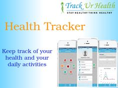 TrackurHealth APP which allows people with Thalassaemia condition to track their general health, tests, reports, vaccinations, medicines, appointments, allergies etc.