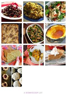 10 Gluten-Free Thanksgiving Side Dishes