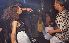 UK acid house club culture, by photojournalist Dave Swindells. Date unknown.