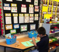 Loved this blog, great classroom arrangement ideas.