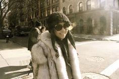 NYC Diary | Chic du Chic Be Good To Me, Photo Diary, Fur Coat, Nyc, Blog, Fashion, Moda, Fashion Styles, Blogging