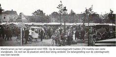Hilversum - Langgewenst - Marktterrein