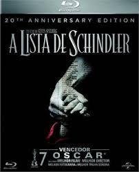 Resultado de imagem para dvd a lista de schindler