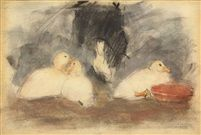 Floris Arntzenius (1864-1925) - Ducks