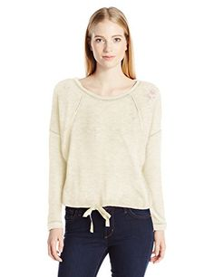 Women's Loose Ends Pullover Sweater