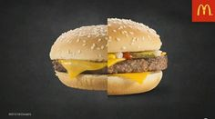 McDonald's Reveals Fast-Food Advertising Secret In Burger Photo Shoot