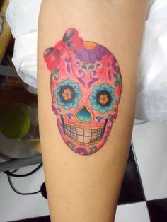 Minha caveira mexicana.