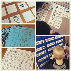 Blends and Digraphs activities!!! A complete set of interactive phonics resources for blends and Digraphs!