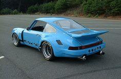 1974 Porsche 911 IMSA GTU RSR Vintage Race Car For Sale Re…   Flickr