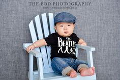 This dude knows classic rock! Birthday Cake Smash, First Birthday Cakes, Cake Smash Pictures, Baby Portraits, Family First, Classic Rock, Photography Photos, Photo Studio, First Birthdays