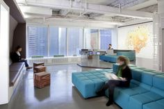 MTV office by a+i architecture, New York City