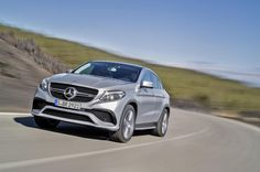 2015 Mercedes-AMG GLE63 S Coupe