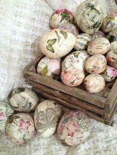Bonte eieren