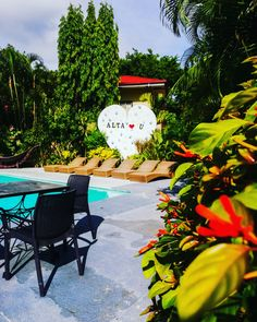 We are now accepting walk-ins.  For reservations call, 496 7881, 496 7812, 496 7052.  #AltaCebu #AltaResorts #MakeItAlta #ExperienceAlta Outdoor Chairs, Outdoor Furniture, Outdoor Decor, Cebu, Patio, Garden, Home Decor, Garten, Decoration Home