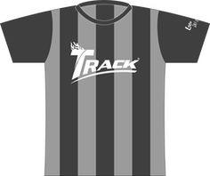 Track Grey Stripes Dye Sublimated Jersey