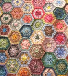 crochet hexagons 003