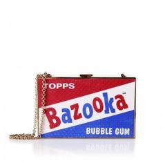 Anya Hindmarch Imperial Bazooka Clutch
