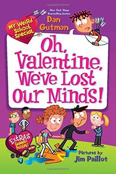 A.J. and the gang from My Weird School star in this series of after-school, holiday-themed chapter books featuring all-new hilarious stories and thirty-two pages of games, puzzles, and more.It's the week of Valentine's Day, and A.J.'s class is getting a foreign exchange student! His name is Pierre, and he's from France. But what happens when Pierre challenges A.J. to a duel (or at least a thumb war) over Andrea? One thing's for sure: when L-O-V-E comes to Ella Mentry, it spells the weirdest…