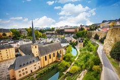 Luxemburgo - O Grão-Ducado está apenas na sétima colocação entre as menores nações da Europa. No ent... - Shutterstock