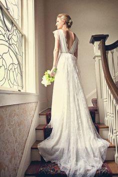 Une robe majestueuse