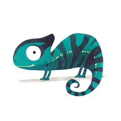 illustration + animation – books and editorial illustrations, animation Les Reptiles, Cute Reptiles, Cute Animal Drawings, Cute Drawings, Graphic Design Illustration, Illustration Art, Sharpie Projects, Baby Posters, Animal Graphic
