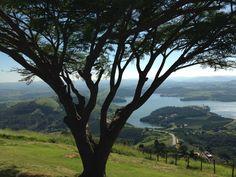 Mirante da cidade de Caconde -SP -Brasil