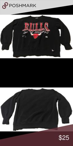 cda83936300720 Vintage Chicago Bulls Sweatshirt In pretty good condition NBA Shirts  Sweatshirts   Hoodies Nba Shirts