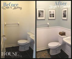 Before and After: 31 Amazing Bathroom Makeovers