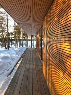 Archipelago, Four Seasons, Ecology, Finland, Sustainability, Villa, Contemporary, Nature, House