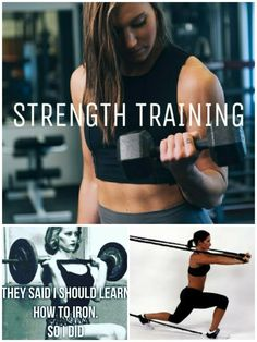Why should you consider strength training?A lot of research and information is starting to circulate about the overall benefits of strength training.