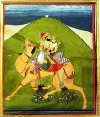 miniature paintings in india - Google Search