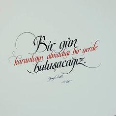 Okan çelebi Typography Design, Lettering, 3d Art Drawing, Calligraphy Artist, Caligraphy, Design Quotes, Magazine Design, Cool Words, Karma