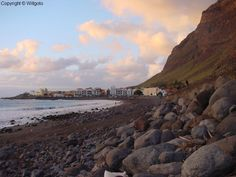 Paisaje, La Gomera (Islas Canarias)