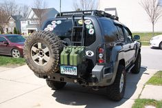 Vorian's Off Road Edition X - Second Generation Nissan Xterra Forums (2005+)