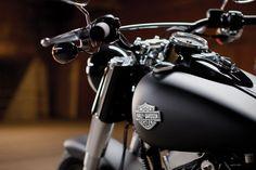 Harely-Davidson Softail Slim! My bike...spring 2013, cant wait!!