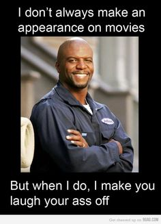 Julius - Not only is he really funny, but its also so well portrayed; Terry Crews expressions and dilemmas are the same as my dad's. Byronic Hero, People Twitter, Terry Crews, White Chicks, Music Tv, Funny People, Celebrity Pictures, Funny Kids, Memes