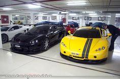 Foto de El garaje de ensueño del Ascari Race Resort (13/36)