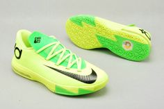 KD VI Spring Summer Volt Electric Yellow Lime Green Air Jordan 9 12bd2e2edf