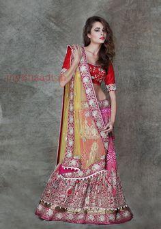 Asha & Gautam Gupta bridal collection - wedding dress collection