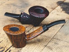 Thursday can only mean one thing: fresh pipes from Brad Pohlmann Smio Satou Lomma and Tom Eltang. http://ift.tt/1SD5Y7n