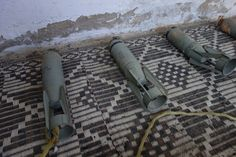 More Russian-made Cluster Submunitions in Syria, where officially these weapons have not been used. (Never mind that they are easy to find; must be your imagination.)
