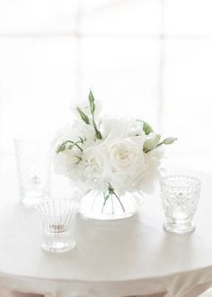 Cocktail Hour Centerpiece | Photography: Pasha Belman | See More on SMP: http://stylemepretty.com/2013/08/14/south-carolina-wedding-from-pasha-belman-and-stunning-brilliant-events/